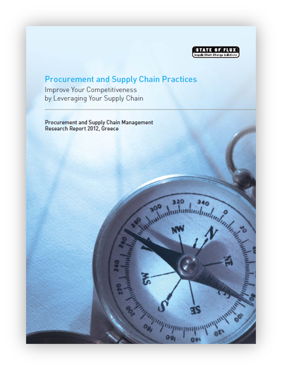 Procurement and supply chain management research report, Greece