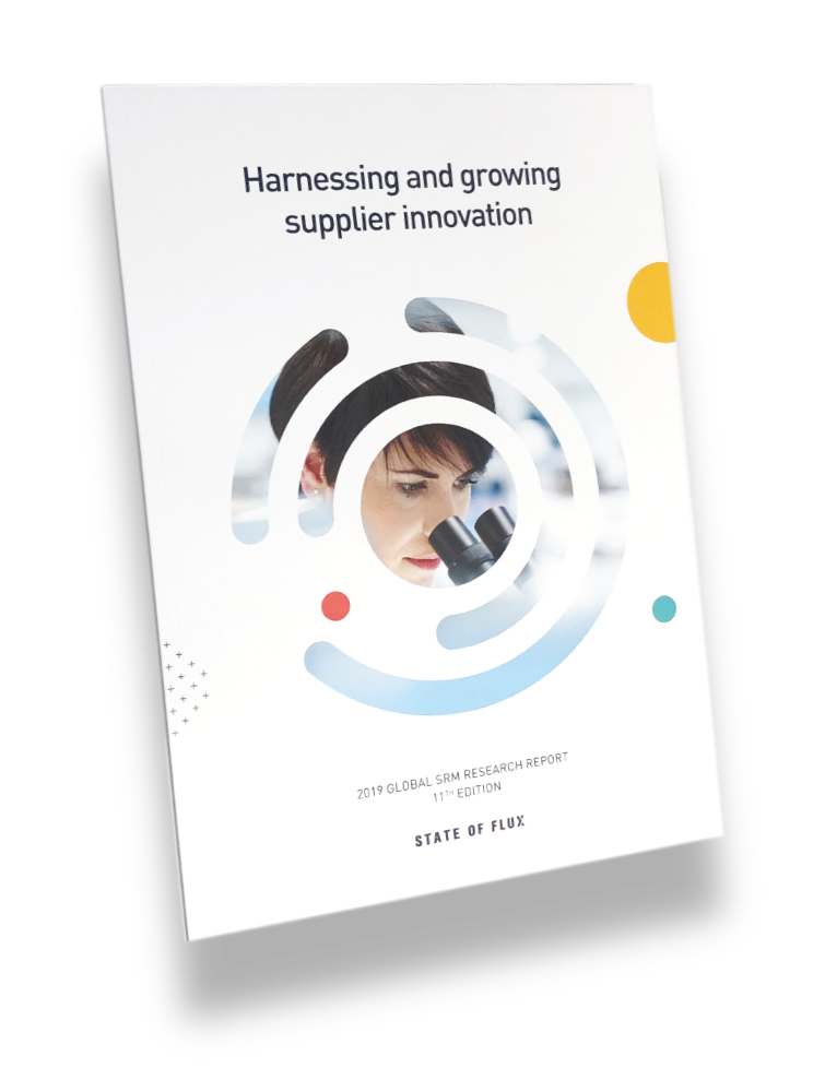2019 Global SRM Research Report - Harnessing and growing supplier innovation