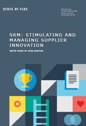 SRM: Stimulating and managing supplier innovation