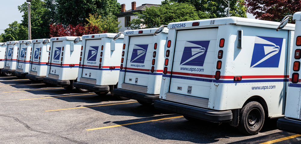 SRM drives supplier performance at the US Postal Service