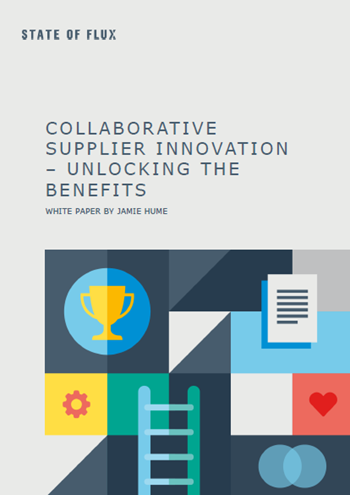 Collaborative Supplier Innovation – Unlocking the benefits
